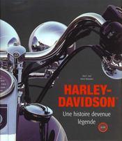 Le Mythe Harley Davidson T.1 - Intérieur - Format classique