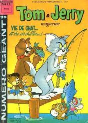 Tom & Jerry Magazine N°39 - Couverture - Format classique