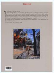 Balade au bout du monde t.10; Blanche - 4ème de couverture - Format classique