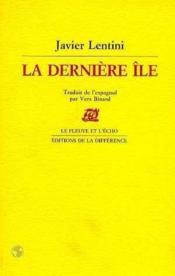 Derniere Ile (La) - Couverture - Format classique