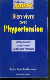 Sante : hyppertension - Couverture - Format classique