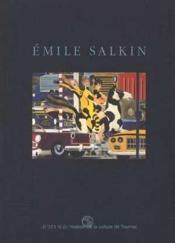 Emile Salkin - Couverture - Format classique