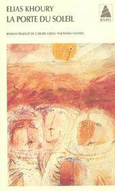 La porte du soleil - Intérieur - Format classique