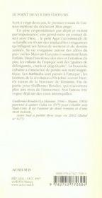 Les Mauvais Garcons - 4ème de couverture - Format classique