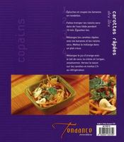 La cuisine pour les copains - 4ème de couverture - Format classique
