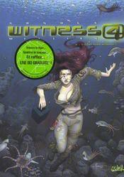 Witness 4 t.2 ; l'icône sans mémoire - Intérieur - Format classique