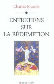 Entretiens Sur La Redemption - Intérieur - Format classique