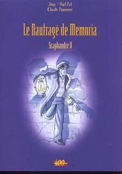 Le Naufrage De Memoria T.1 ; Scaphandre 8 - Intérieur - Format classique