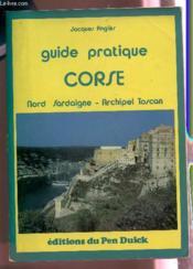 Guide pratique corse - Couverture - Format classique