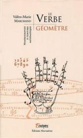 Le Verbe Geometre - Couverture - Format classique