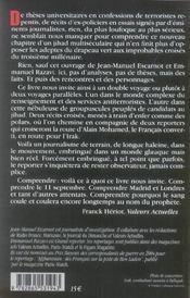 Moi, Alain, Candidat Au Jihad... Je Vais Rejoindre Ceux Qui Sont Heureux - 4ème de couverture - Format classique