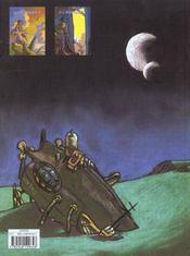 Les Icariades t.2 - 4ème de couverture - Format classique
