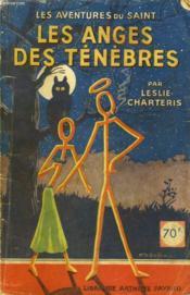 Les Anges Des Tenebres. Les Aventures Du Saint N° 3. - Couverture - Format classique