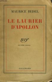 Le Laurier D'Apollon. - Couverture - Format classique