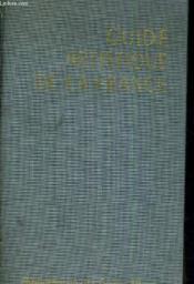 Guide Artistique De La France. - Couverture - Format classique