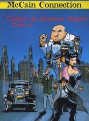 L'Elixir Du Docteur Ripert - Tome 1 - Couverture - Format classique