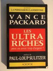 Les Ultra Riches - Intérieur - Format classique