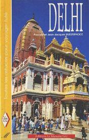 Delhi - Couverture - Format classique