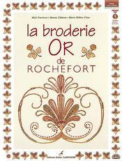La broderie d'or de Rochefort - Intérieur - Format classique