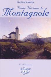 Petite histoire de montagnole - Couverture - Format classique