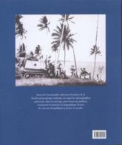 Cent ans d'expéditions autour du monde - 4ème de couverture - Format classique