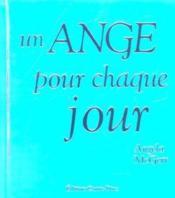 Ange Pour Chaque Jour (Un) - Couverture - Format classique