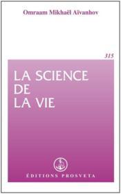 La science de la vie - Couverture - Format classique