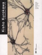 KISHO KUROKAWA ARCHITECTE. Le métabolisme 1960-1975 - Couverture - Format classique