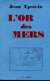 L'Or Des Mers - Couverture - Format classique