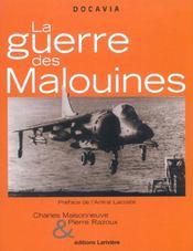 La Guerre Des Malouines - Intérieur - Format classique