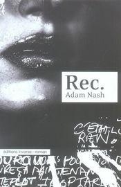 Rec. - Intérieur - Format classique