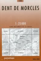 Dent De Morcles - Couverture - Format classique