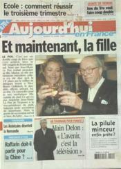 Aujourd'Hui En France N°577 du 22/04/2003 - Couverture - Format classique