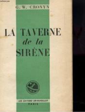 La Taverne De La Sirene - Couverture - Format classique