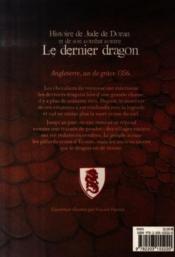 Le dernier dragon - Couverture - Format classique
