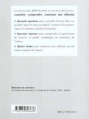 Beroul Tristan Et Yseut - 4ème de couverture - Format classique