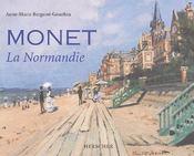 Monet, la Normandie - Couverture - Format classique