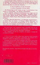 Le Beau Tenebreux A L'Ecran - 4ème de couverture - Format classique