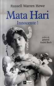 Mata Hari ; Innocente ! - Intérieur - Format classique