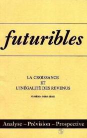Futuribles Numero Hors Serie - Couverture - Format classique