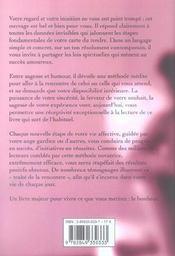 Les Anges De La Reussite Amoureuse - 4ème de couverture - Format classique