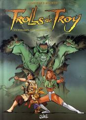 Trolls de Troy t.10 ; les enragés du Darshan t.2 - Intérieur - Format classique