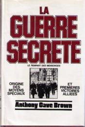 La Guerre Secrete T.2 - Couverture - Format classique