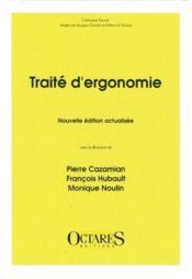 Traité d'ergonomie - Couverture - Format classique