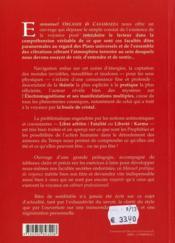 Manuel pratique de voyance - 4ème de couverture - Format classique