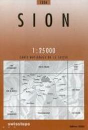 Sion - Couverture - Format classique
