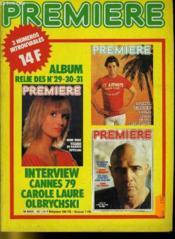 Premiere Album N°10 - 3 Numeros Introuvables - Album Relie Des N°29 - 30 - 31 - Couverture - Format classique