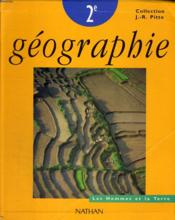 Vente  Geographie 2° Programme 1996  - Jean-Robert Pitte