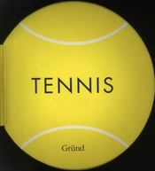 Vente livre :  Tennis  - Cook Catherine - Catherine Cook - Cook Catharine