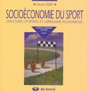 Socioeconomie Du Sport - Intérieur - Format classique